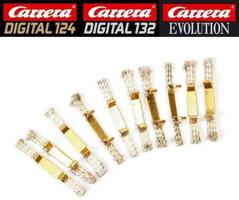 Carrera double contact brushes 20020365