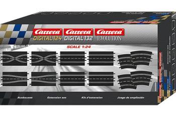 Carrera D124 / D132 / Evolution track extension set 2 20026956