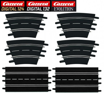 Carrera DIGITAL 124 / DIGITAL 132 / Evolution track extension set