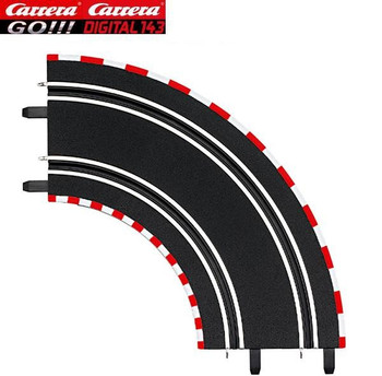 Carrera GO 1/90 degree curves 61603