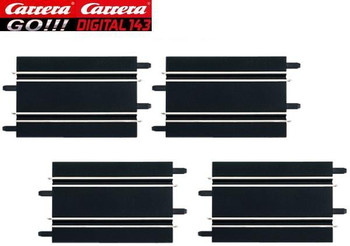 Carrera GO 171 mm straight track 20061656