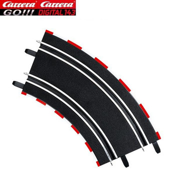 Carrera GO 2/45 degree curves 61617