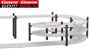 Carrera GO 3D track support kit 61642