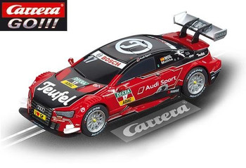 Carrera GO Audi RS5 DTM Teufel 1/43 slot car