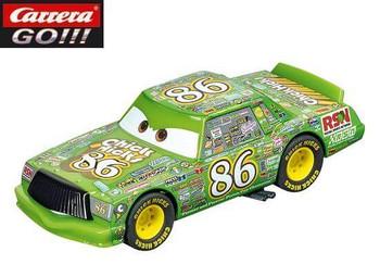 Carrera GO Cars Chick Hicks 1/43 slot car