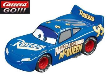 Carrera GO Cars Fabulous Lightning McQueen 1/43 slot car 20064104