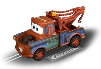 Carrera GO Cars Mater 1/43 slot car 61183