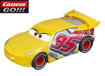 Carrera GO Cars Rust-eze Cruz Ramirez 1/43 slot car 20064105
