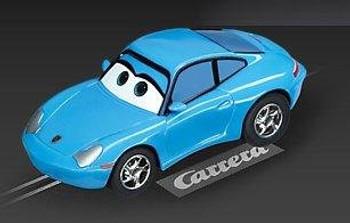 Carrera GO Cars Sally 1/43 slot car 61184
