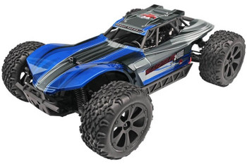 Redcat Racing Blackout XBE Pro brushless 1/10 RC buggy rtr blue
