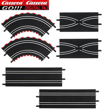 Carrera GO track extension set 61600
