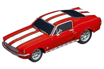 Carrera GO 1967 Ford Mustang 1/43 slot car 20064120