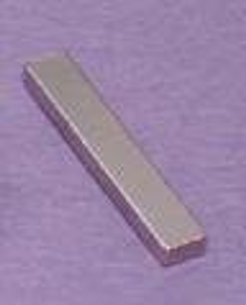 BRS Bar Magnet - 19mm x 3.2mm x 1.5mm thick