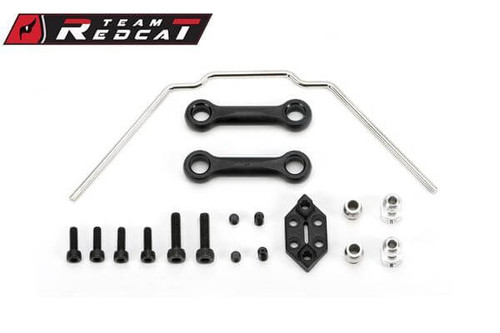 Team Redcat complete anti-roll bar that fits the TR-MT10E 4x4 1/10 RC monster truck