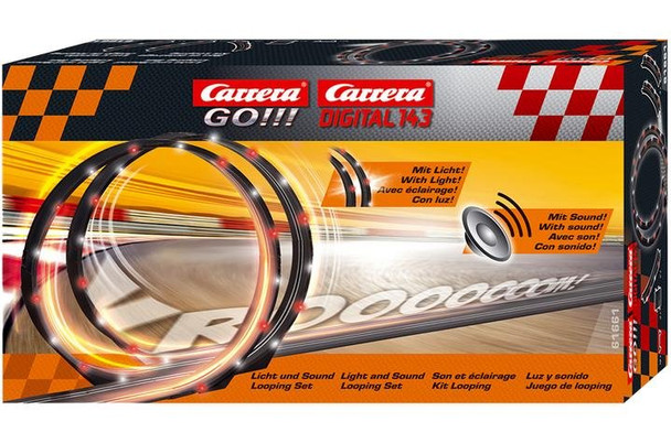 Carrera GO light & sound looping set 20061661