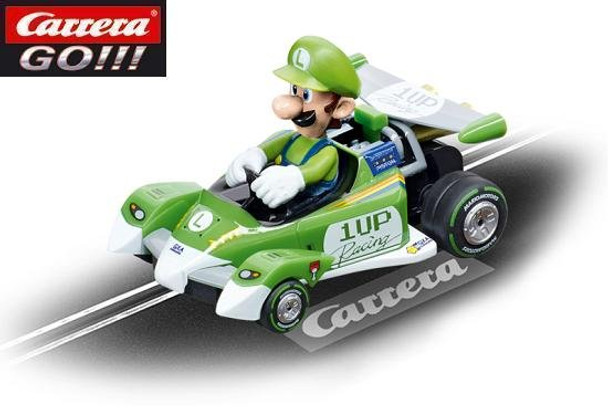 Carrera GO Mario Kart Circuit Special Luigi 1/43 slot car