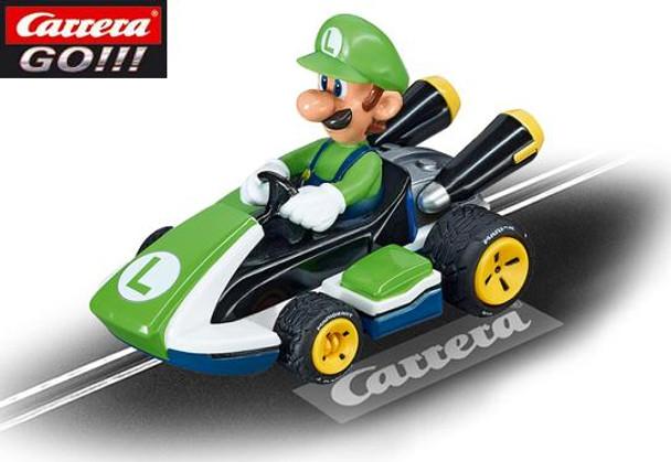 Carrera GO Nintendo Mario Kart 8 Luigi 1/43 slot car 20064034
