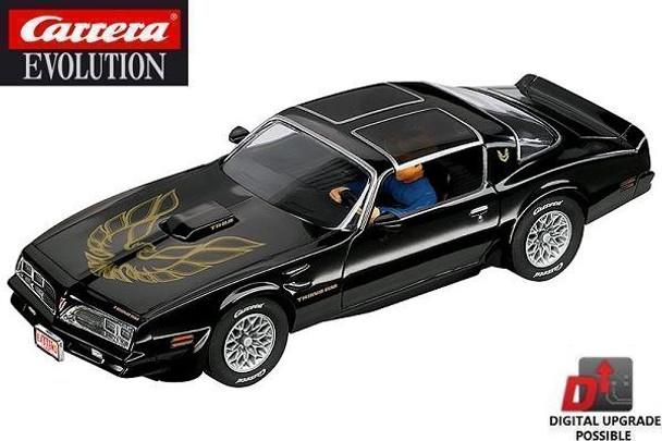 Carrera EVOLUTION Pontiac Firebird Trans Am 1/32 slot car 20027590