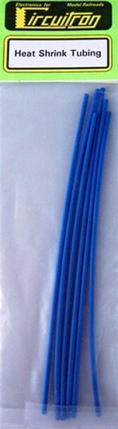 Circuitron Heat Shrink Tubing 1/16'' Diameter (6)