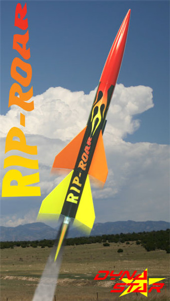 DynaStar Rip-Roar Rocket Kit