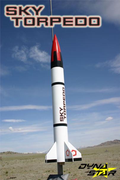 DynaStar Sky Torpedo Rocket