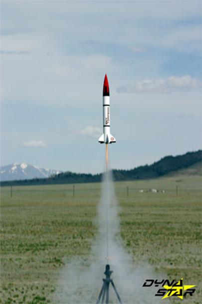 DynaStar Sky Torpedo Mid Power Rocket Kit