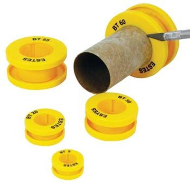 Estes model rocket tube cutting guides 2315