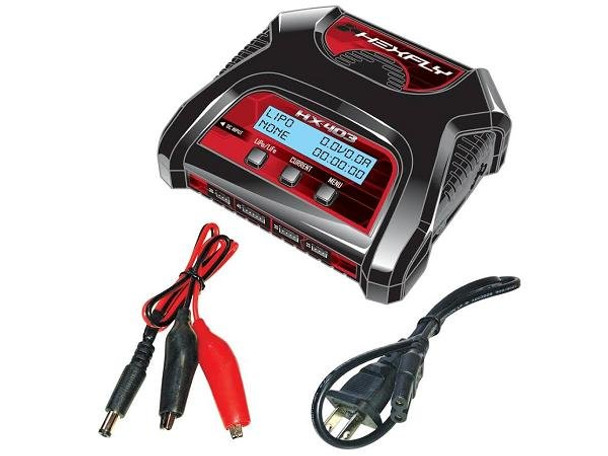 HEXFLY LiPo Balance Charger