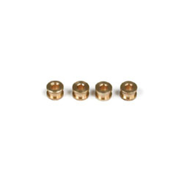 Hobby Slot Racing 2.48 mm Brass Bushings - 4 pack