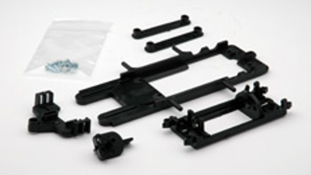 Hobby Slot Racing EVO 1/32 Chassis Kit - Gray