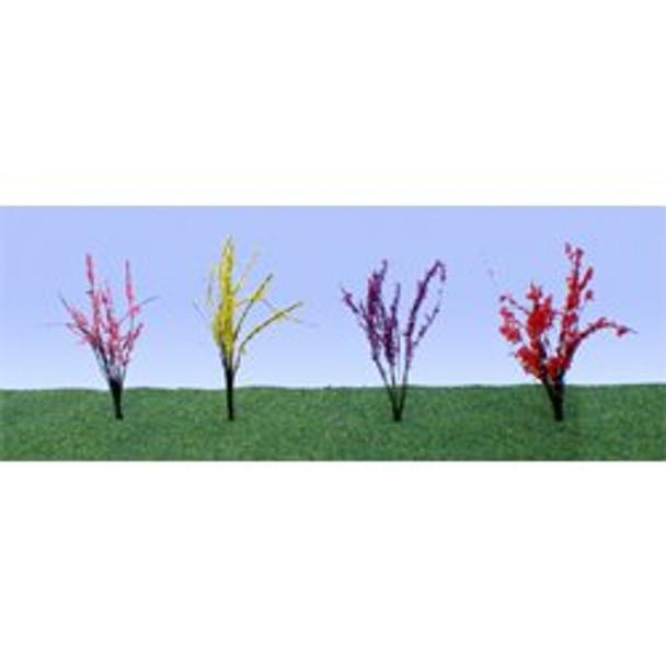 JTT Flower Bushes HO Scale 95501