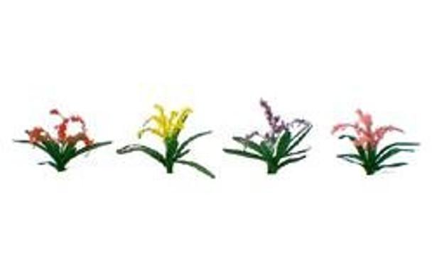JTT Flower Plants HO Scale 95505