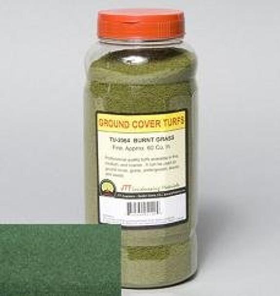 JTT Grass Green Turf Fine w/ Shaker 95096