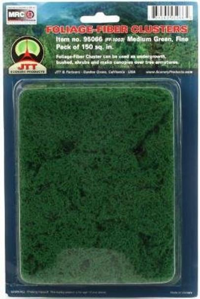 JTT Green Foliage-Fiber Clusters Fine 95066