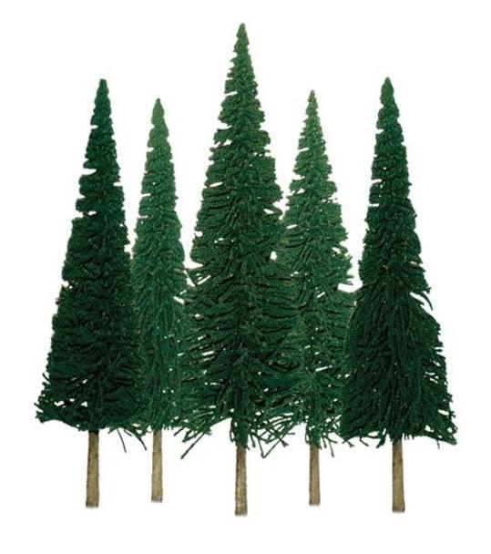 JTT Super Scenic 4 to 6 Pine Trees (24) 92003