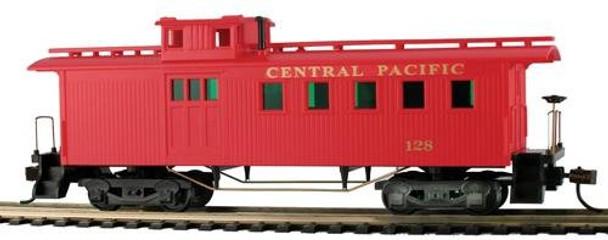 Mantua Classics HO Central Pacific OT wood caboose
