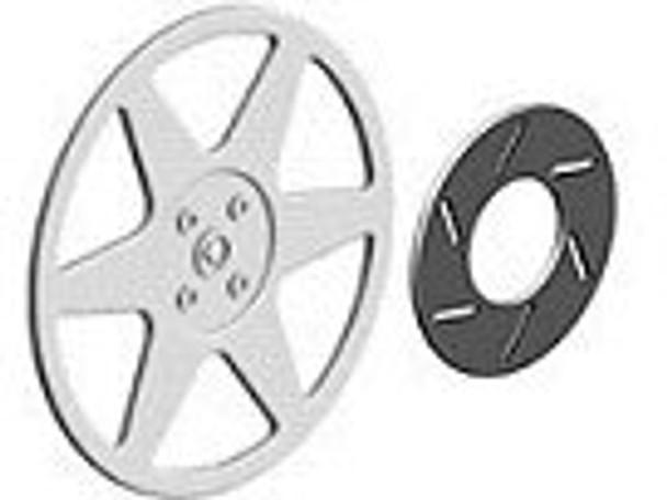 Ninco 80730 ProRace 17 Speedline Hubcaps & Brake Discs (4)
