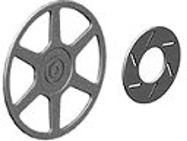 Ninco 80734 ProRace 18 Hyper Hubcaps & Brake Discs (4)