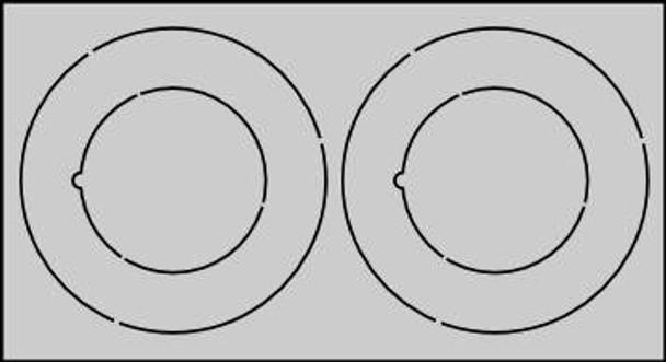 CR5570 Centering Rings