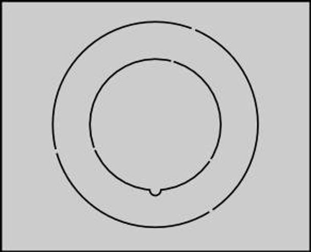 CR6080 Centering Rings