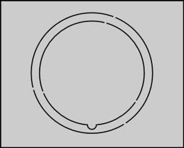 CR7080 Centering Rings