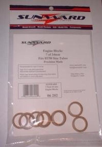 Sunward 20/50 Centering Rings