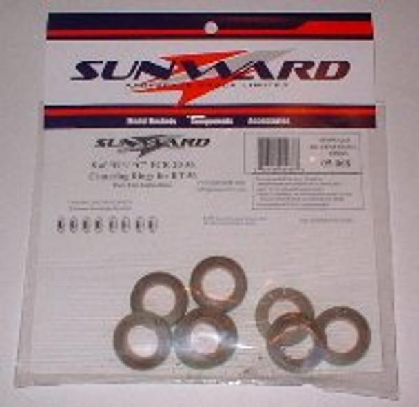 Sunward 20/56 Centering Rings