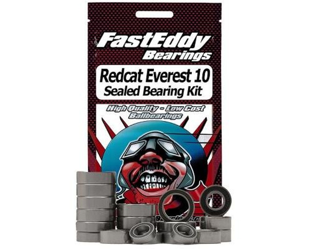 FastEddy Redcat Racing RC Everest 10 sealed bearing kit