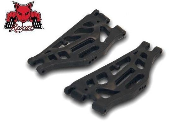 Redcat Racing BS903-059 lower rear suspension arms for the Caldera series of 1/10 RC vehicles