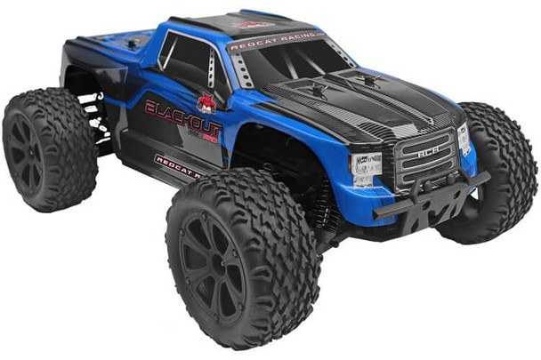 Redcat Racing Blackout XTE Pro brushless 4x4 1/10 RC monster truck rtr