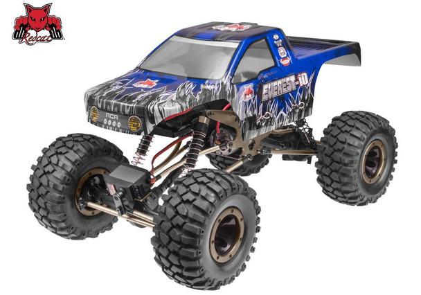 Redcat Everest-10 4x4 1/10 RC Crawler Blue