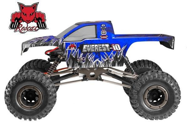 Redcat Racing Everest-10 4x4 1/10 RC crawler side view