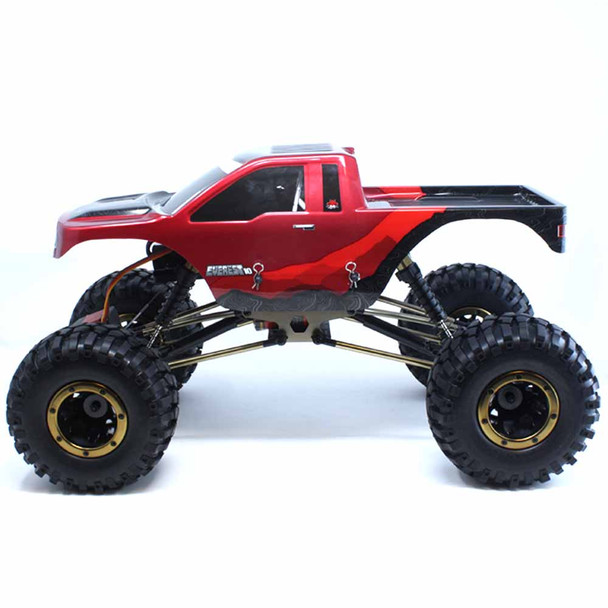 Redcat Everest-10 Electric 1/10 RC Crawler Red