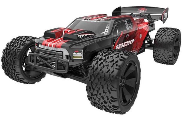 Redcat Racing Shredder brushless 4S 4x4 1/6 RC monster truck